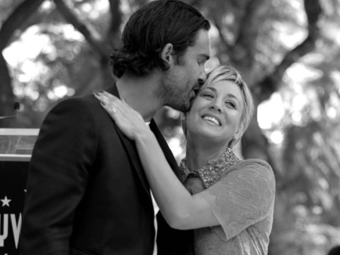 Kaley Cuoco-Sweeting announces she's divorcing her husband Ryan