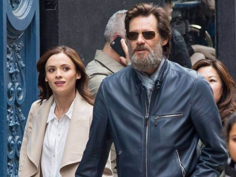 Jim Carrey says it's 'a shame' Catriona White's suicide notes were released