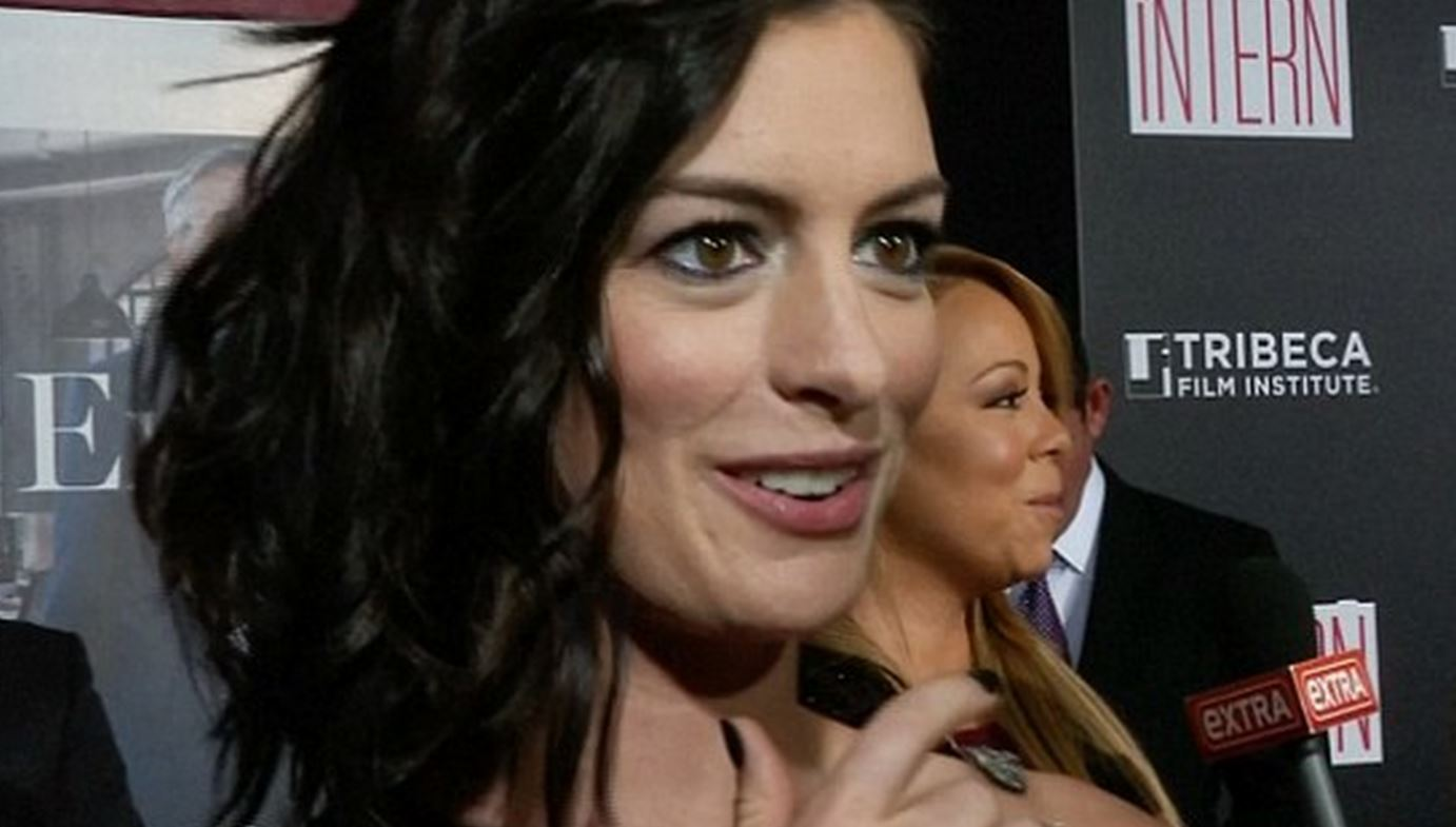 Anne Hathaway isn't the first celebrity to fangirl over another celebrity