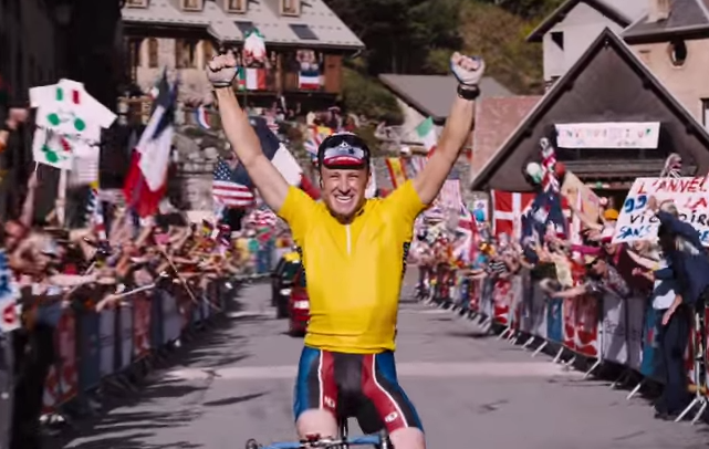 Ben Foster as Lance Armstrong in The Program
