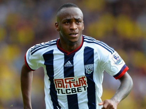 Manchester United rival Tottenham and Liverpool in transfer race for West Brom striker Saido Berahino – report