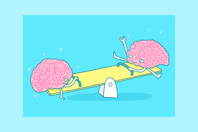 21 things you only know if you're bipolar (Illustration by Charly Clements for Metro.co.uk)