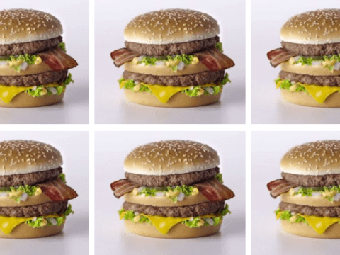 McDonald's launch the Grand Big Mac Bacon and we are underwhelmed