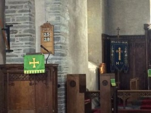 Welsh church subtly trolls England over Rugby World Cup victory