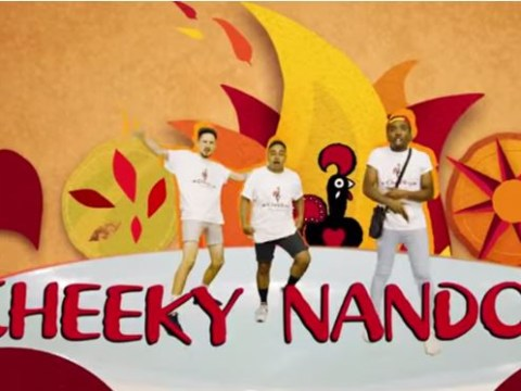 The Cheeky Nandos song by Peri Boyz is dedicated to lovers of bants and peri-peri everywhere