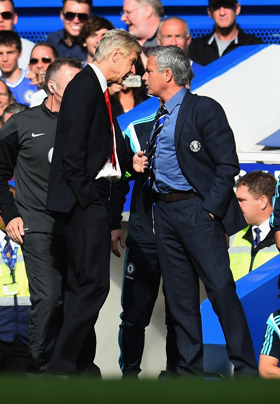Why victory for Arsene Wenger and Arsenal v Chelsea could have dire consequences for the Blues and Jose Mourinho