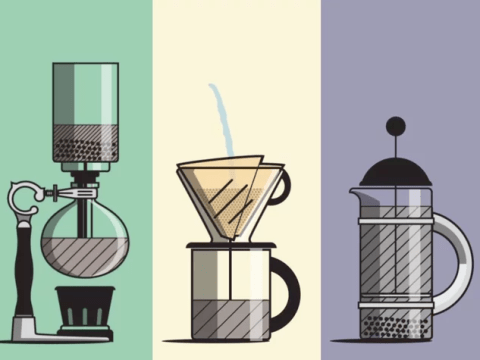 A guide to all the coffees because you've probably been making them wrong