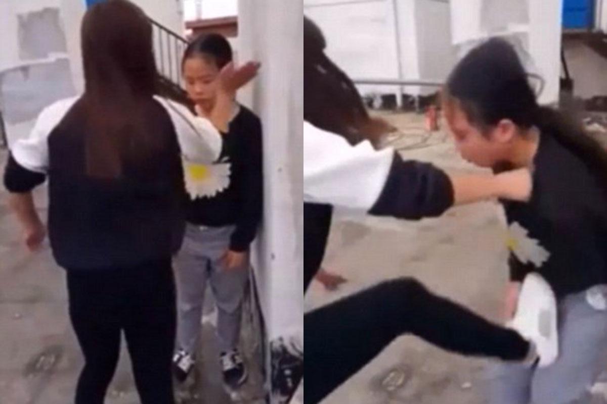 Teenage girl endures three hours of bullying on tower block rooftop