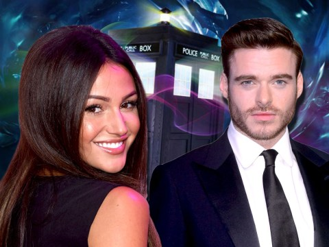 As Doctor Who loses 2.2m viewers, is Michelle Keegan set to join Richard Madden in a new version of the show?