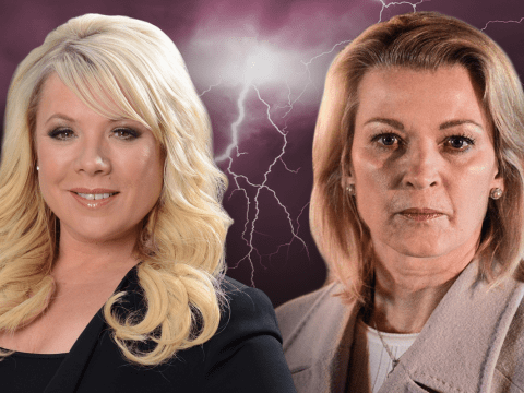EastEnders: Sharon Mitchell and Kathy Beale – a recap on their bitter feud