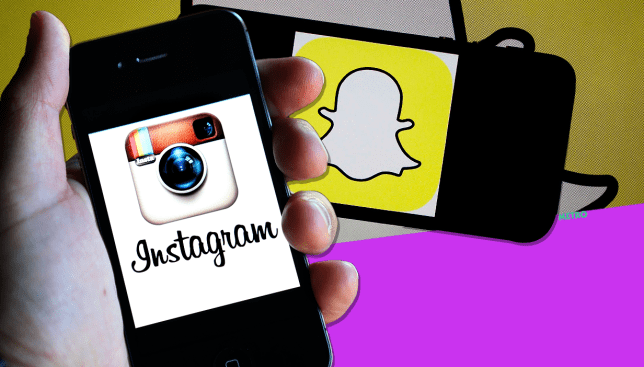 instagram just took on Snapchat with the launch of a chat service Source: Getty Images Credit: METRO/mylo