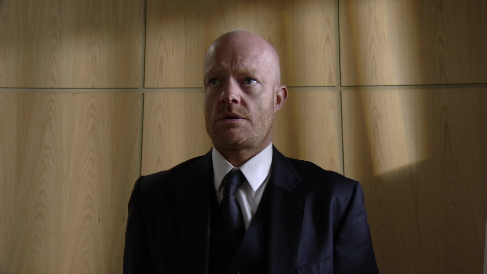 Jake Wood warns EastEnders' Lucy Beale story could go on for another year following Max Branning's escape