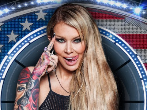 Celebrity Big Brother: Jenna Jameson can't watch her own porn because she's too 'shy', but hasn't ruled out sex in the house
