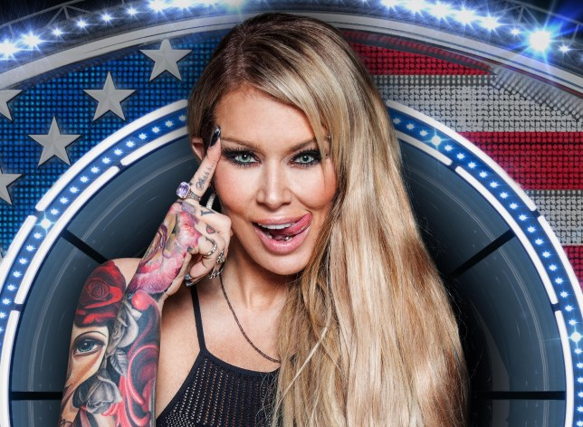 Former Celebrity Big Brother star Jenna Jameson is pregnant again (Picture: Endemol/Channel 5)