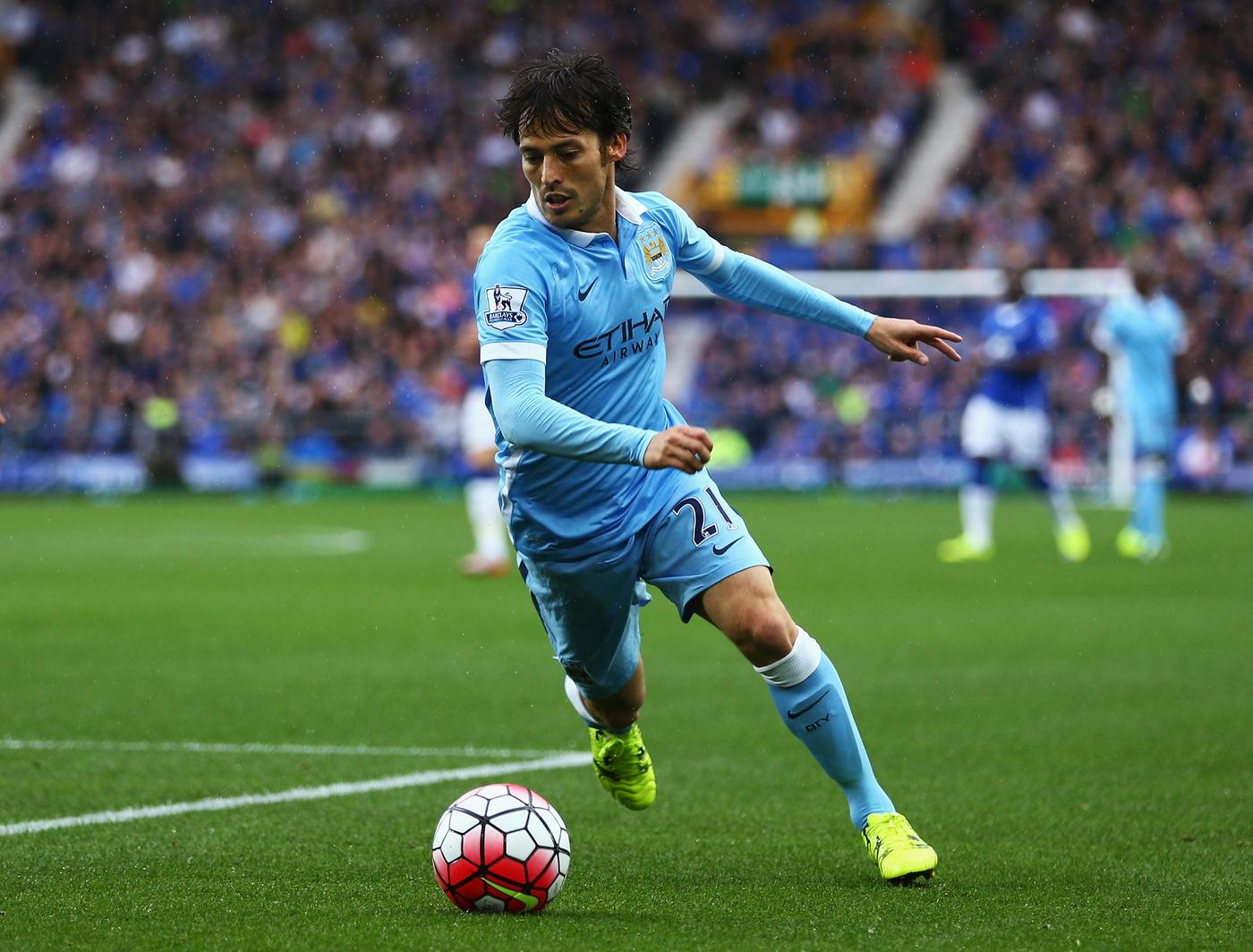 Signing Manchester City midfielder David Silva would win Real Madrid the Champions League