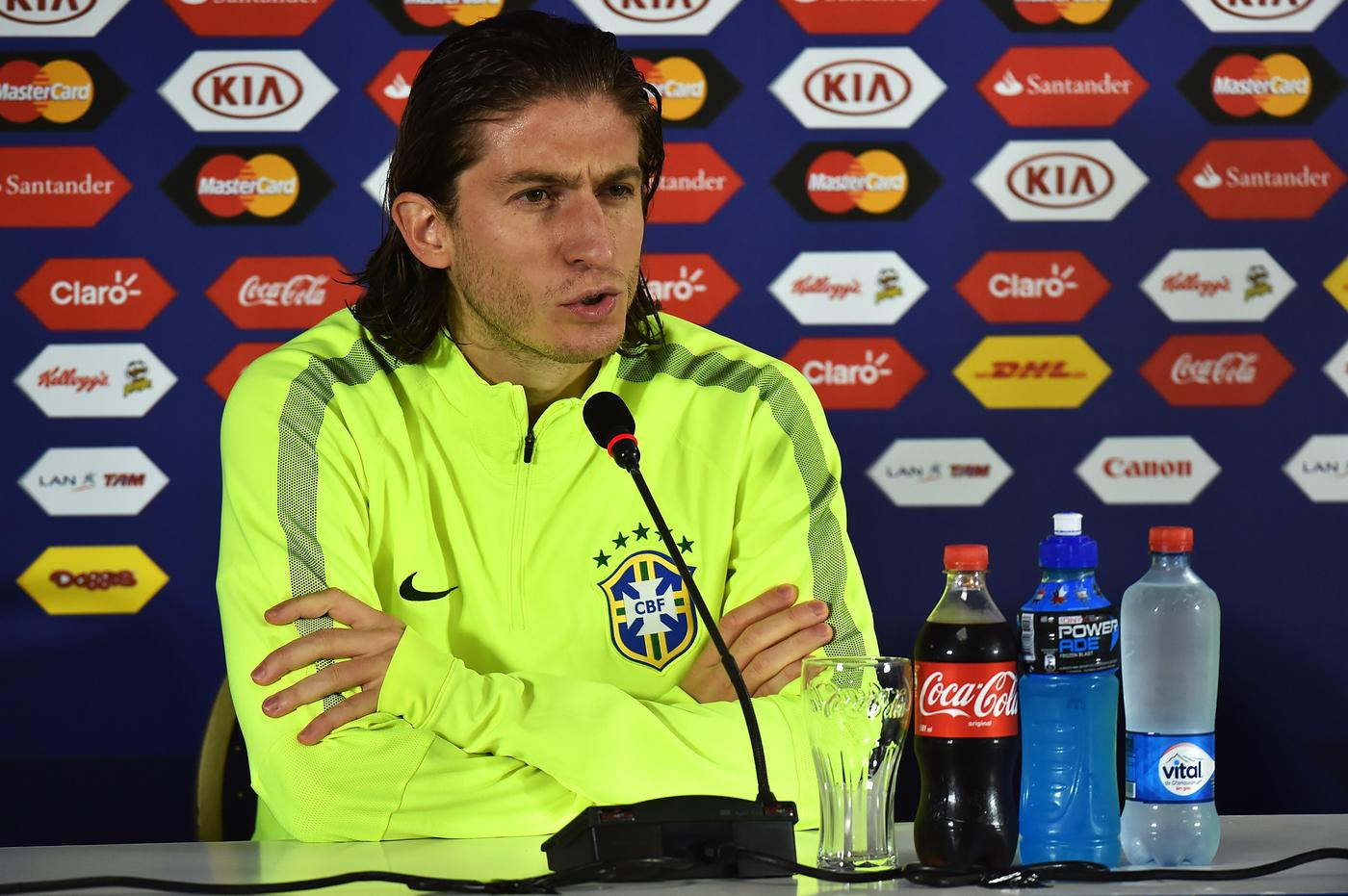 Filipe Luis says he was shocked by his treatment by Jose Mourinho at Chelsea