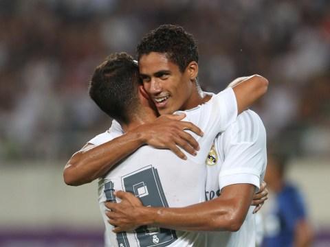 Manchester United make Real Madrid defender Raphael Varane their top transfer target – report