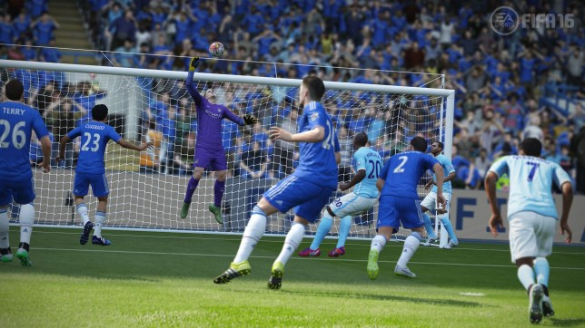 FIFA 16 (PS4) - not a classic year