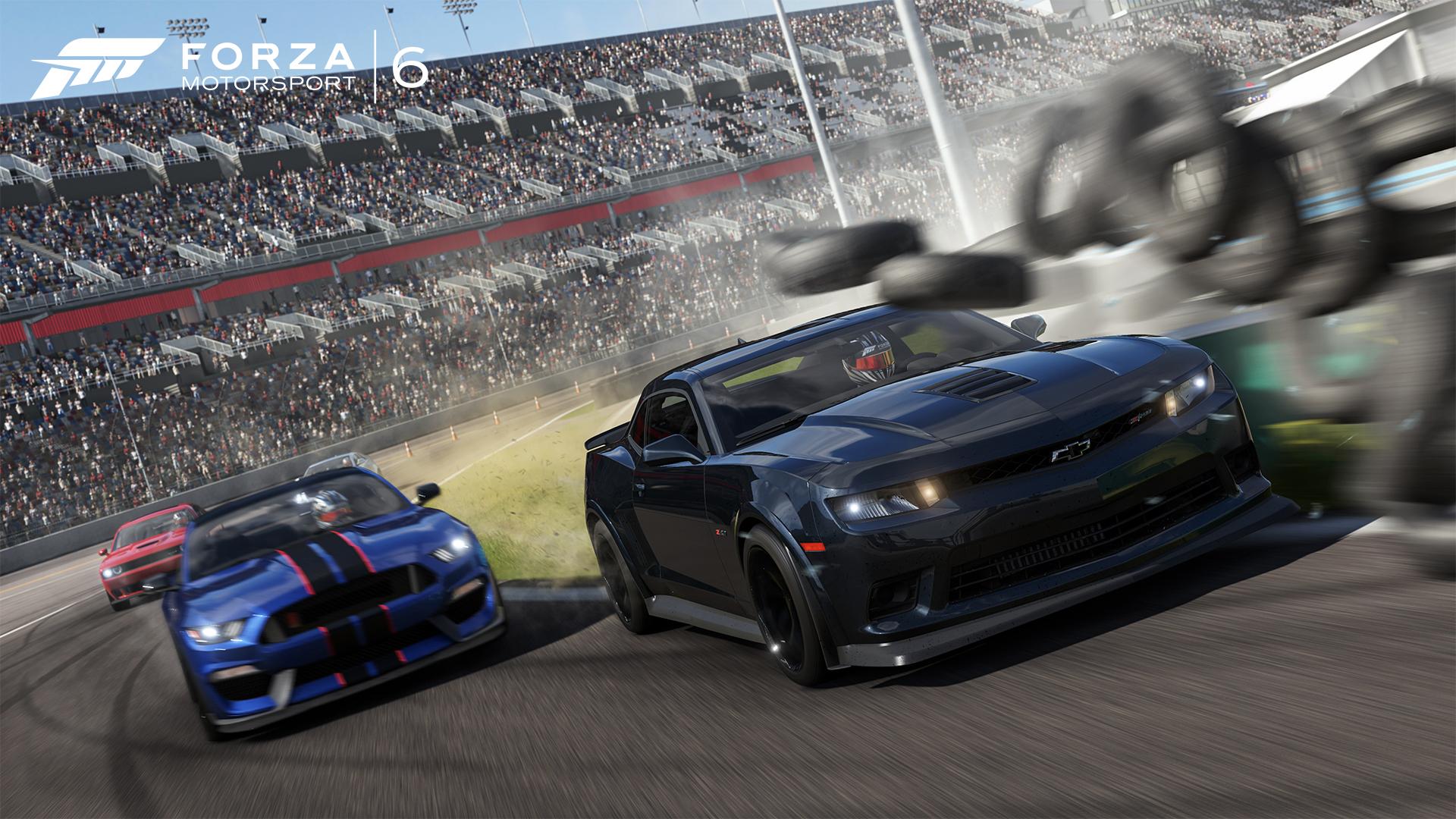 Forza Motorsport 6 (XO) - the new race leader