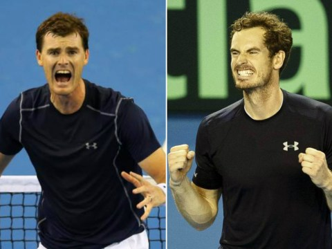 Murray family 3-0 Australia: Great Britain celebrate Davis Cup final thanks to Jamie and Andy