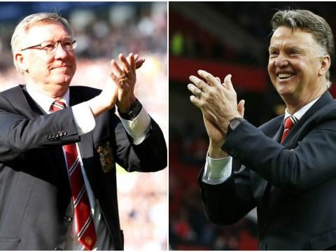 Manchester United top Premier League for first time since Sir Alex Ferguson left