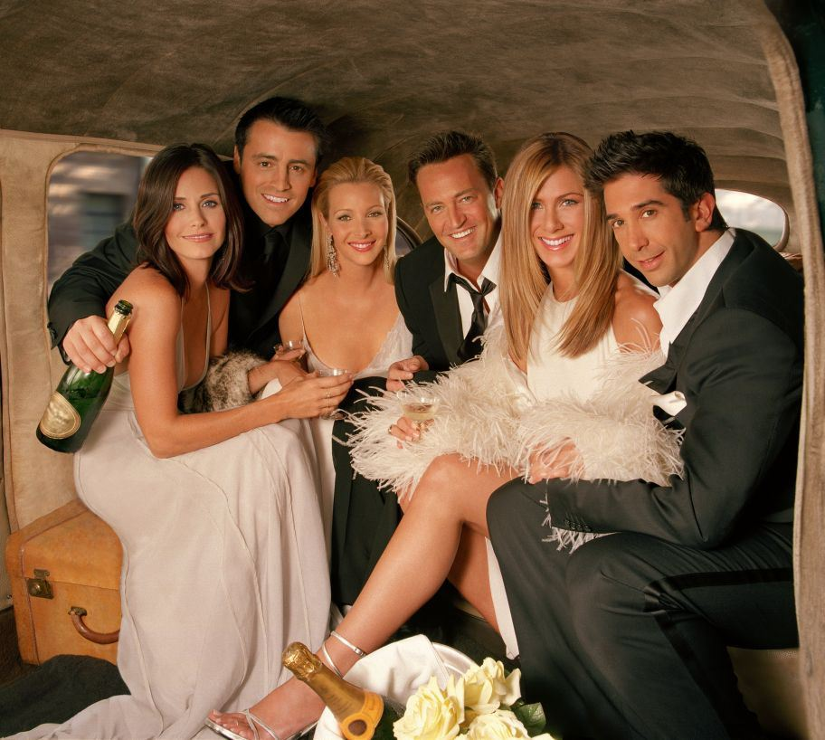 17 reasons Friends is the greatest TV show ever
