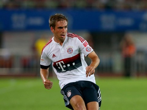 Bayern Munich star Philipp Lahm admits that he considered making Manchester United transfer
