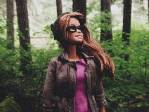 Hipster Barbie exists, and she has her very own perfectly filtered Instagram (of course)