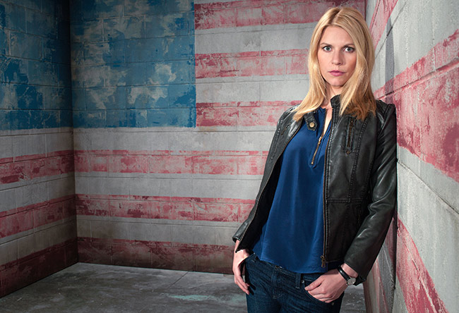 Homeland season 5 (Picture: C4)