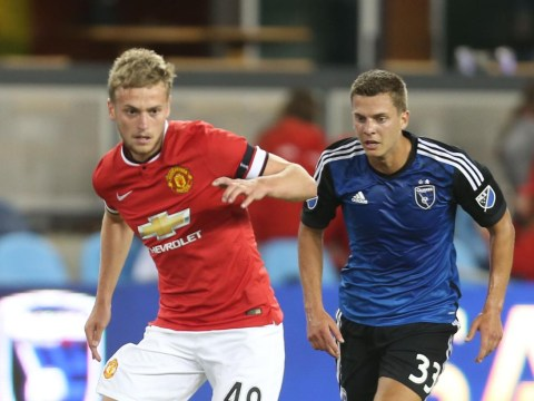 James Wilson to wait until December to find out his Manchester United future