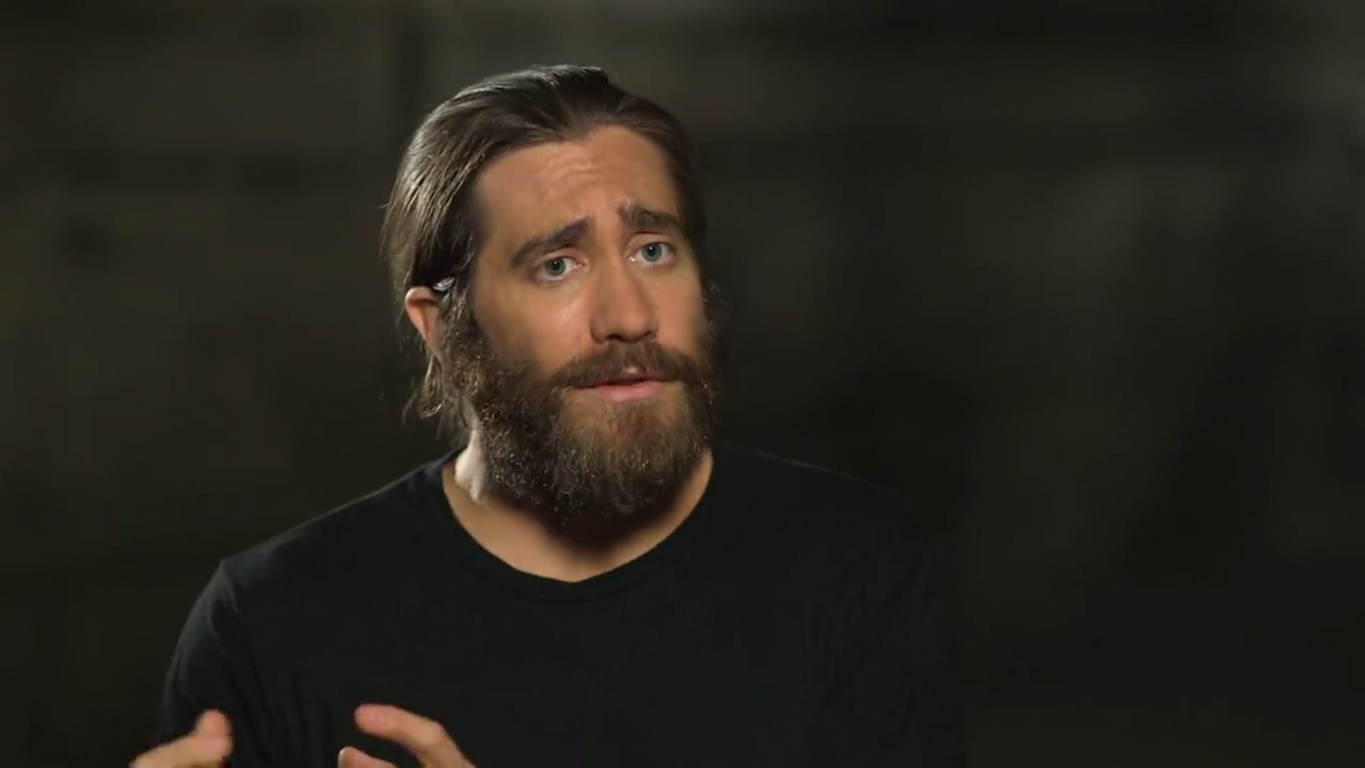 Everest world exclusive: Jake Gyllenhaal on playing mountaineer Scott Fischer
