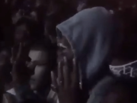 Jay Z totally got lost in the music at wife Beyonce's Made in America gig