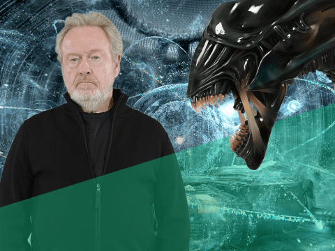 Sir Ridley Scott confirms the return of iconic Alien creatures for Covenant