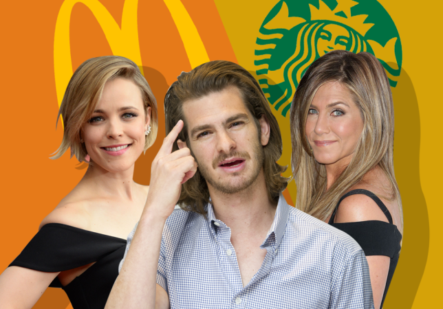 XX celebrities talking about their pre-fame jobs we can relate to Credit: Rex/Metro