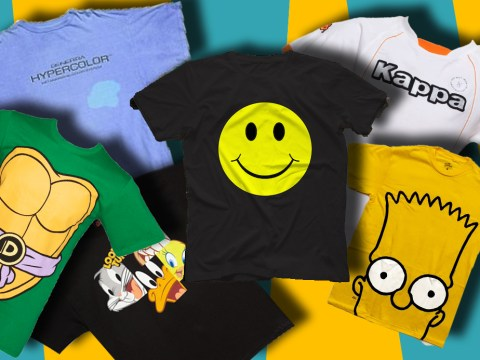 15 T-shirts and tops every 90s kid owned