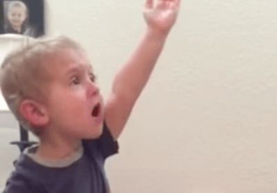 This 3-year-old singing a Les Miserables song from memory is the most adorable thing ever