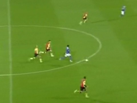 Arsenal loanee Ainsley Maitland-Niles shows pure gas to win penalty for Ipswich v Birmingham