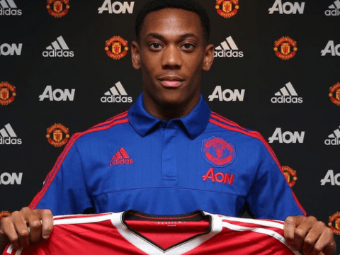Anthony Martial can become Manchester United's Thierry Henry says Louis Saha