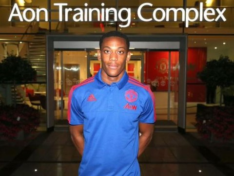Manchester United's Anthony Martial gives humble reply when told Wayne Rooney doesn't know him