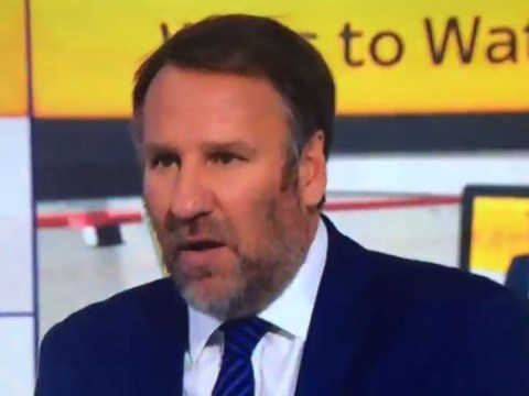 Paul Merson totally nails how Arsenal fans feel about the transfer window