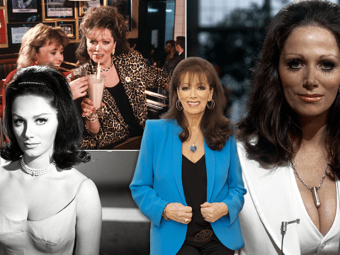 Tributes pour in for Jackie Collins as novelist dies of breast cancer
