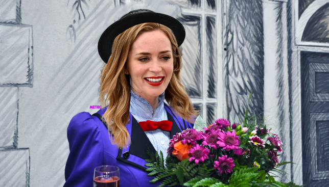 Emily is out to prove that she's practically perfect in every way (Picture: Getty/Metro/mylo)