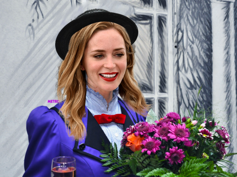 Emily Blunt says that Mary Poppins sequel won't have any of the classic songs
