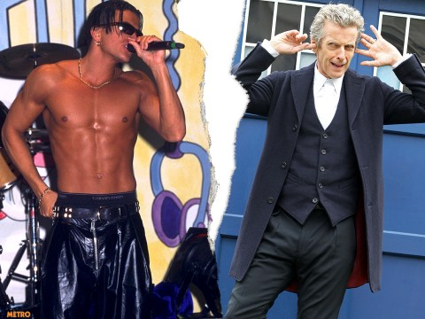 Doctor Who would rather die than listen to Peter Andre's Mysterious Girl