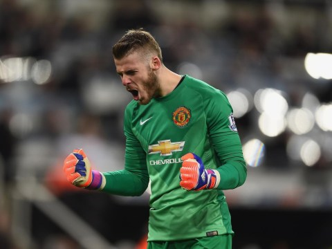 How David de Gea has proved his head and heart are with Manchester United