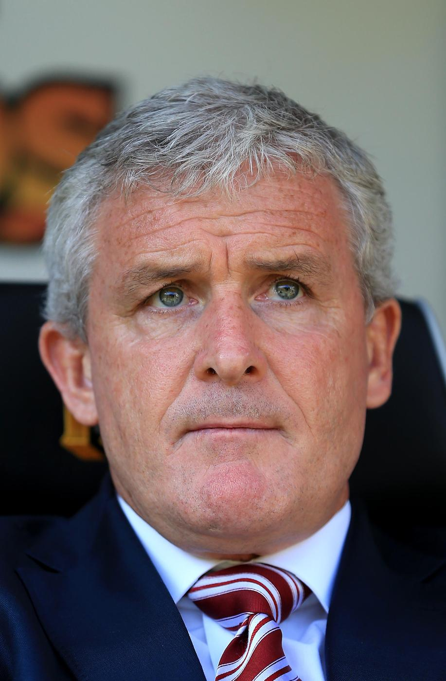 Stoke City's start to the Premier League season has been a worrying one, but the Potters luck will change