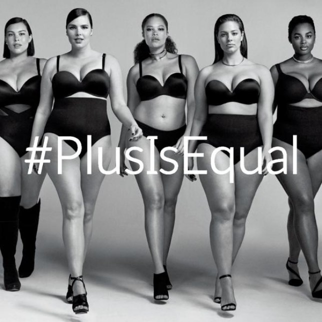 lane bryant unveil their plus is equal campaign