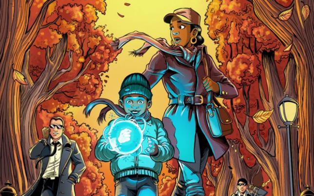 raising dion comic book celebrates single mums