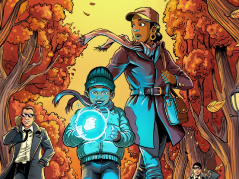 Awesome new comic book celebrates single mums