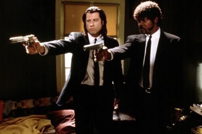 Pulp Fiction Cast List Reveals John Travolta And Uma Thurman Were Not First Choice Metro News